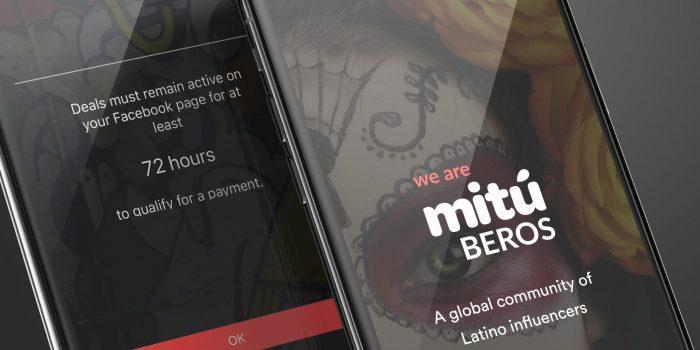 Mituberos – Influencer platform
