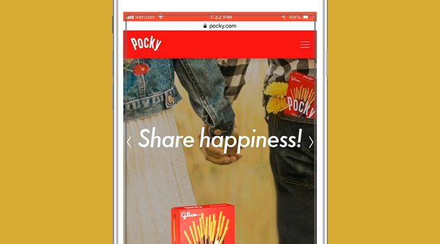 Protected: Pocky website redesign